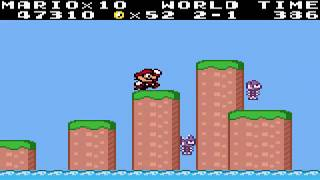 Super Mario Land DX (Game Boy) Gameplay