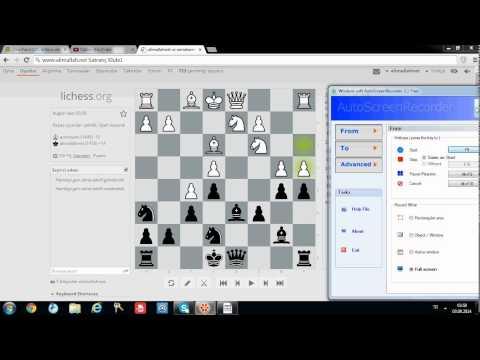 kings gambit chess, satranç king gambiti
