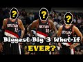 The INCREDIBLE Big 3 That Should've Won An NBA Title, But...