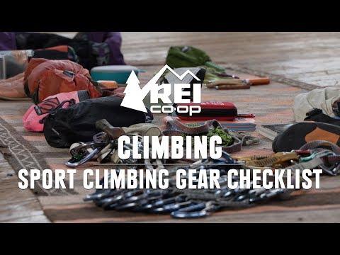 Sport Climbing Gear Checklist || REI
