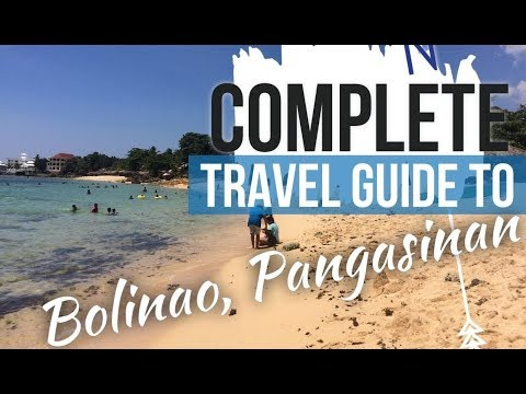 BOLINAO, PANGASINAN (with complete #TRAVELGUIDE)