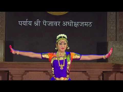 Shreya Achar's Arangetram - JathiSwaram ( Raagam: Saaveri; Thaalam: Rupakam )