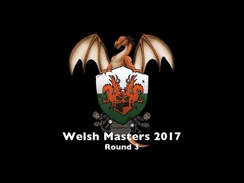 Welsh Masters 2017 - Round 3 (Thyron vs Haley2)