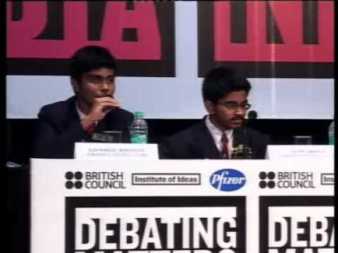 debate topics for high school students in india