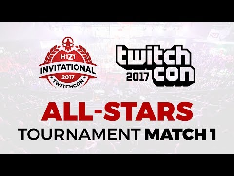 H1Z1 Invitational 2017: All Stars Tournament - Match 1 - YouTube