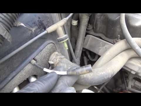 Jeep Wrangler Vacuum Line Fix Hack YouTube