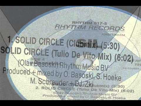 Sil - Solid Circle - (Club Mix) 1991