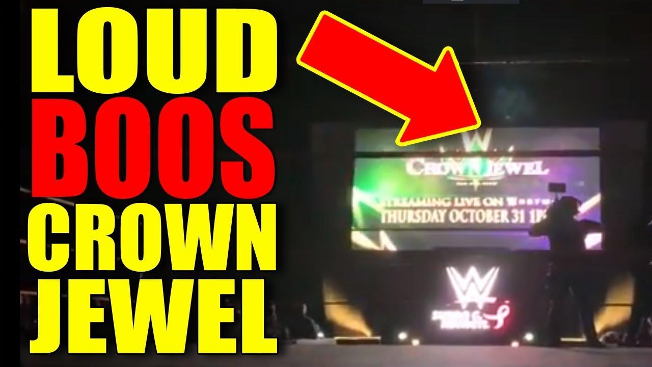2019 WWE Crown Jewel results: Live updates, recap, grades ...