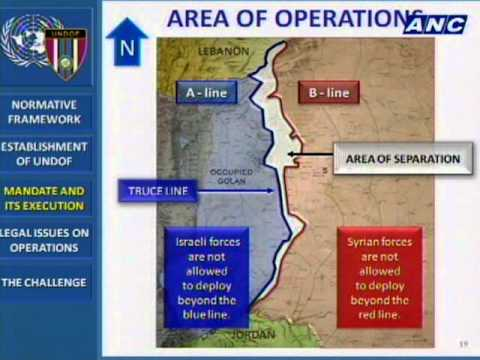 Ecarma: In some areas, Syrian government is really not in control anymore.