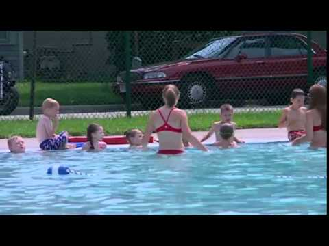 Cool weather leading to cuts in pool hours