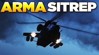 ARMA 3 - BSO SITREP - Public Zeus Day Tomorrow Sat 14th 12:00 BST