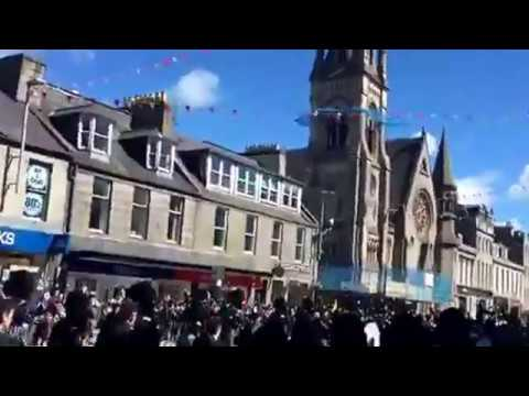 Armed Forces Day Aberdeen 2017
