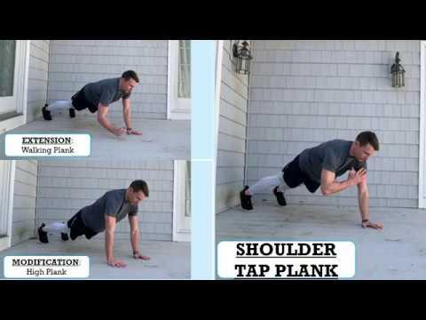 Muscular Endurance Fitness Workout