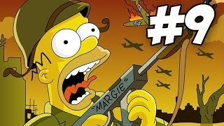 The Simpsons Game Walkthrough | Part 9 (Xbox360/PS3/Wii)