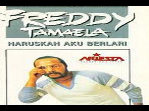 "Freddy Tamaela - ""Haruskah Aku Berlari"" (lirik Lagu) Karaoke Ver.33"