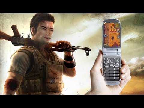 Far Cry 2's Weird Java Phone Port (FC2 Spoilers) | Minimme