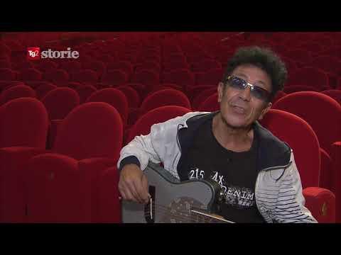 Edoardo Bennato (Intervista) - TG2 - Storie - 16-12-2017.