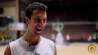 Auramat® Intervista Dinamo Basket Giacomo Devecchi