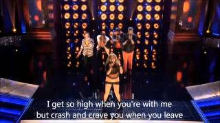 Pentatonix - Your Love Is My Drug (HD LYRICS)