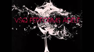 Hometown Glory Vitamin String Quartet Performs Adele