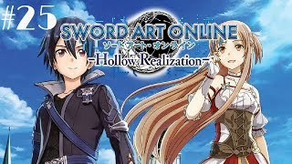 Sword Art Online: Hollow Realization Deluxe Edition Walkthrough Gameplay Part 25 No Commentary (PC)