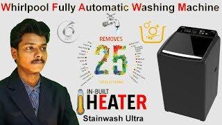 Whirlpool Stainwash Ultra/Deep Clean Washing Machine Unpacking (Unboxing)