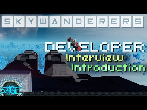 Skywanderers, Developer Interview, & Introduction to game!