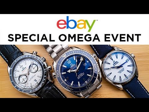 Top Watches For Sale On The EBay Special Omega Event | ABlogtoWatch
