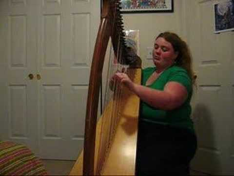 """The Grenadier and the Lady"" on Harp"