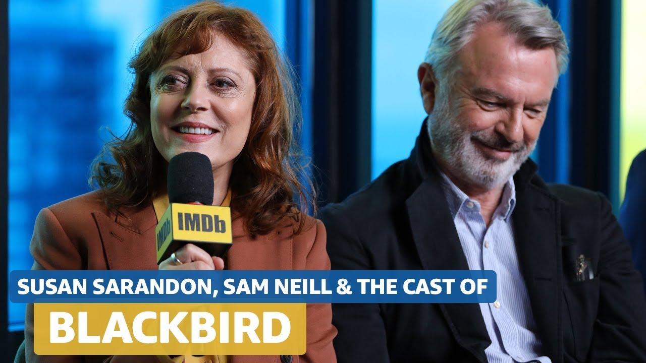 Rainn Wilson and Susan Sarandon Explain Why Blackbird Is