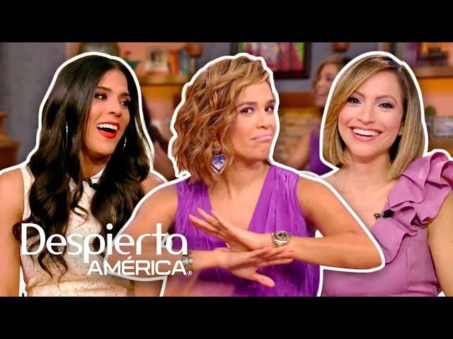 Karla, Francisca y Satcha revelan si duermen con pijama o sin pijama