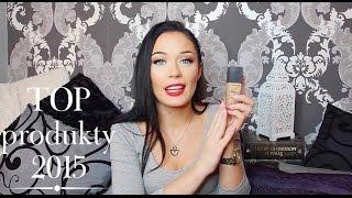 TOP produkty a další oblíbenci za rok 2015 | Zoeva, Too Faced, Sephora, Yankee Candle,...