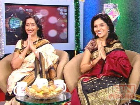 Diwali Special Talk Time With Neena Kulkarni and Mukta Barve
