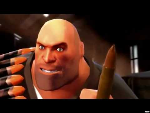 TF2 meet the retarded heavy