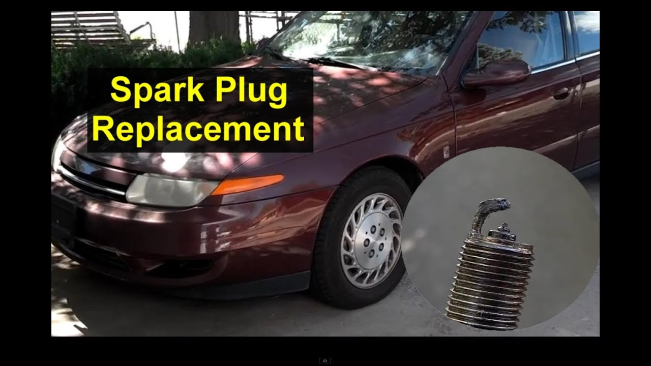 Spark plug replacement saturn l series tune up auto repair spark plug replacement saturn l series tune up auto repair series youtube vanachro Images