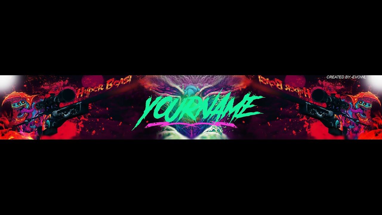 Youtube Csgo Banner 2048x1152 Slubne Suknie Info