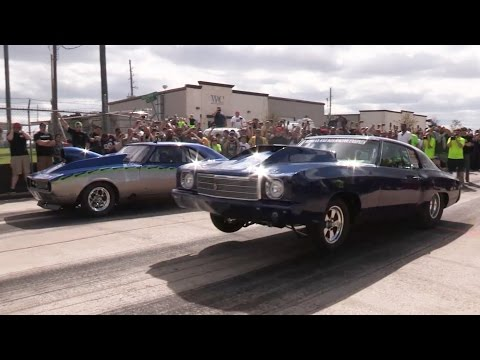 Crazy Street Racing - Dig Night 2015 - Second Round