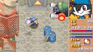Klonoa Heroes - Densetsu no Star Medal - Klonoa Heroes - Densetsu no Star Medal (GBA / Game Boy Advance) Gameplay Part 5 - Chapter 5 - User video