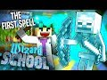 Minecraft Mods - Wizard School: THE FIRST SPELL