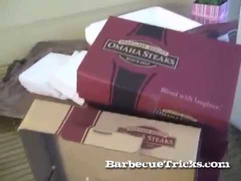 Unboxing Omaha Steaks - What You Really Get