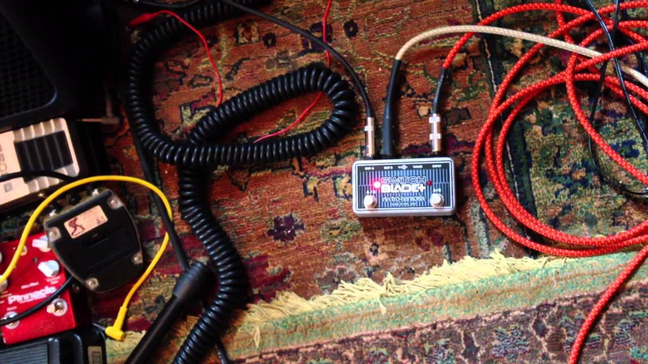 Electro Harmonix Switchblade /· Little Helper