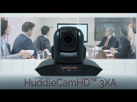 HuddleCamHD 3XA - Conference Camera with built in microphones