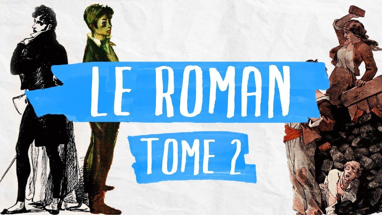 Histoire du Roman (2/2) - français - première