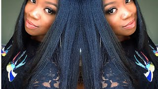 Get Thick Hair w/ Castor Oil Massage Mix