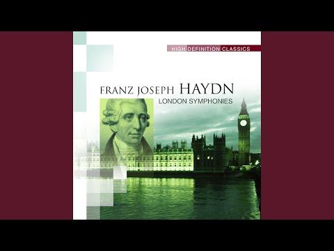 Symphony No.101 in D major, The Clock : III. Menuetto