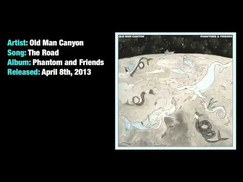 Old Man Canyon - The Road