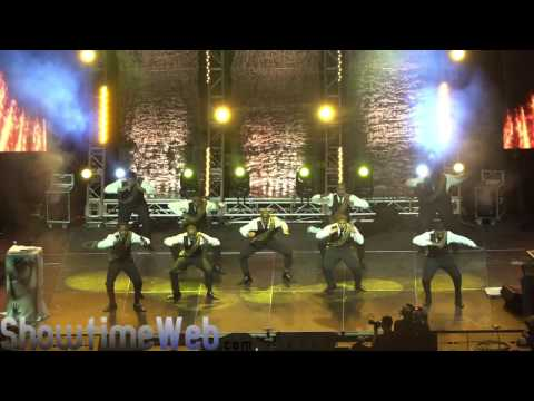 Beta Sigma Chapter of Alpha Phi Alpha Fraternity, Inc (Southern) - 2016 Bayou Classic Greek Show