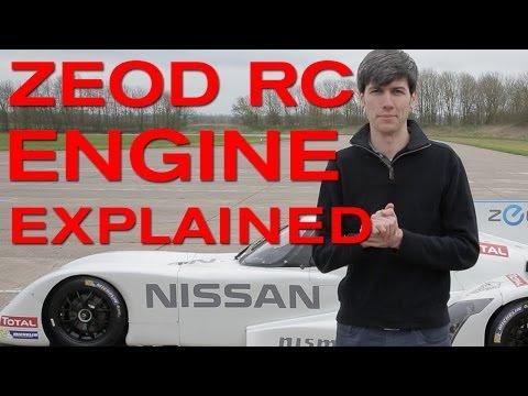 INTERNAL COMBUSTION ENGINE EXPLAINED ZEOD RC - ENGINEERING EXPLAINED