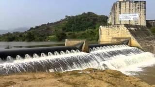 India's first Rubber Dam in Komarada mandal
