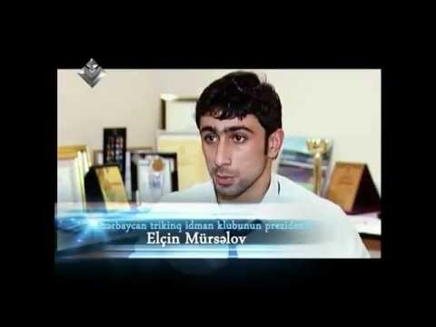 Azerbaijan TRICKING Sport Club in LIDER TV